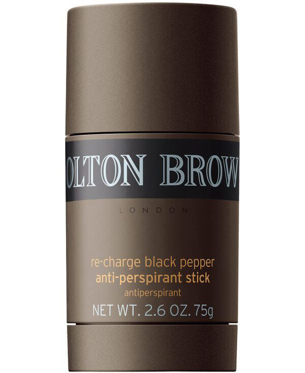 Molton Brown Re-charge Black Pepper Anti-perspirant Stick i gruppen Parfyme / Menn / Deodorant  hos Bangerhead.no (B028456)