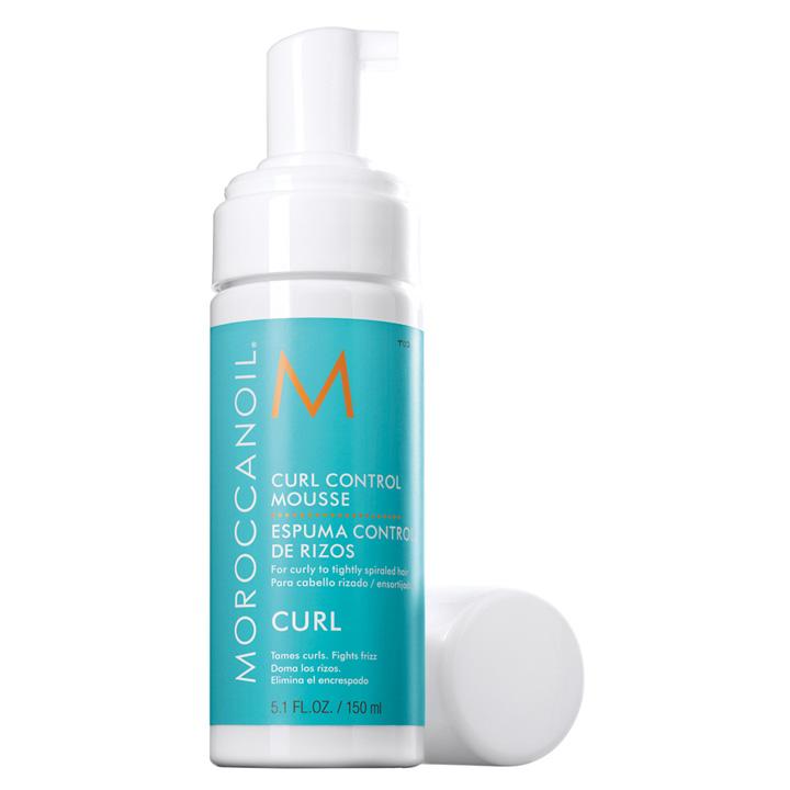 Moroccanoil Curl Control Mousse (150ml) i gruppen Hårvård / Styling / Lockigt hår hos Bangerhead (B028462)