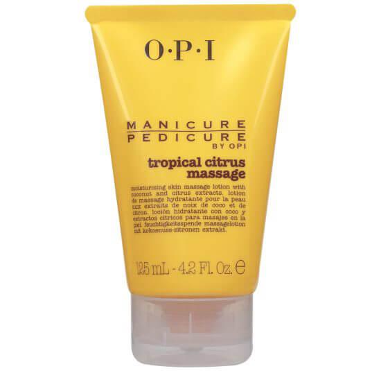 OPI Tropical Citrus Massage  i gruppen Kroppspleie & spa / Fuktighet / Kroppsolje hos Bangerhead.no (B028629)