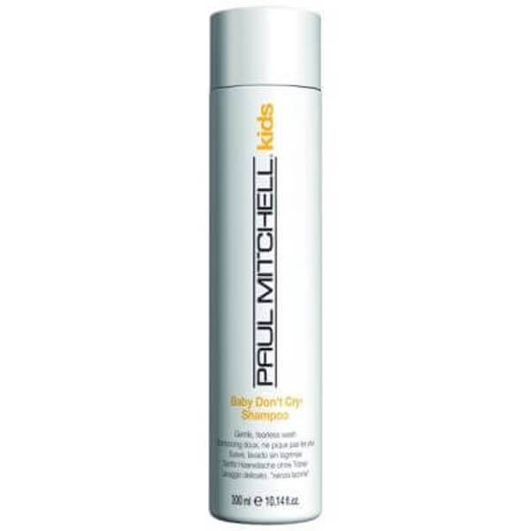 Paul Mitchell Baby Don't Cry Shampoo (300ml) ryhmässä Hiustenhoito / Shampoot / Shampoot at Bangerhead.fi (B028639)