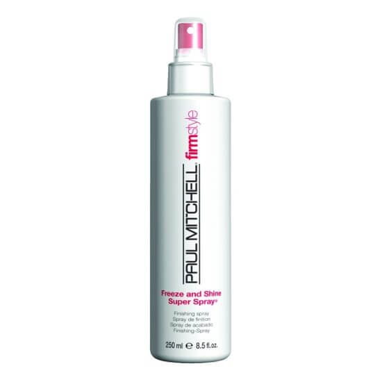 Paul Mitchell Freeze And Shine Super Spray (250ml) i gruppen Hårvård / Styling / Hårspray hos Bangerhead (B028652)