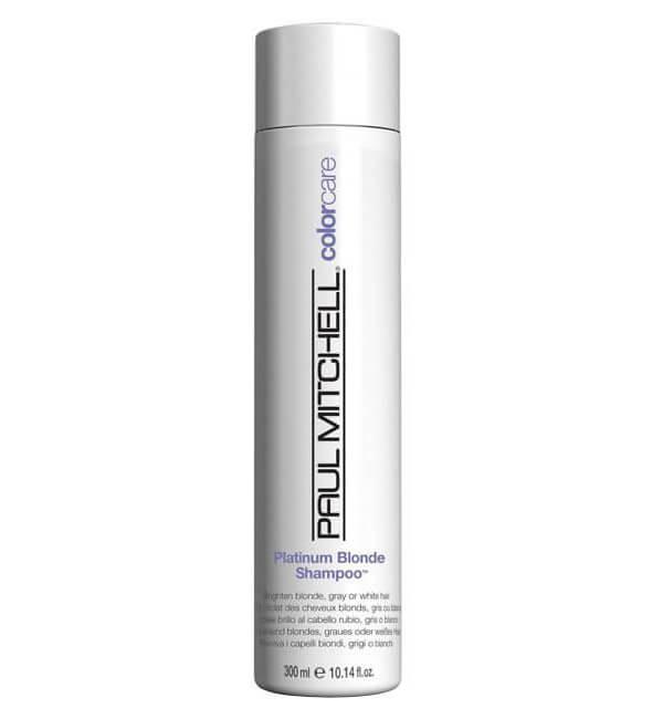 Paul Mitchell Platinum Blonde Shampoo ryhmässä Hiustenhoito / Shampoot & hoitoaineet / Shampoot at Bangerhead.fi (B028660)