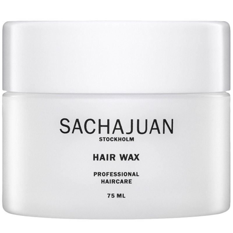 Sachajuan Hair Wax Soft (75ml) ryhmässä Hiustenhoito / Muotoilutuotteet / Hiusvahat & muotoiluvoiteet at Bangerhead.fi (B028816)