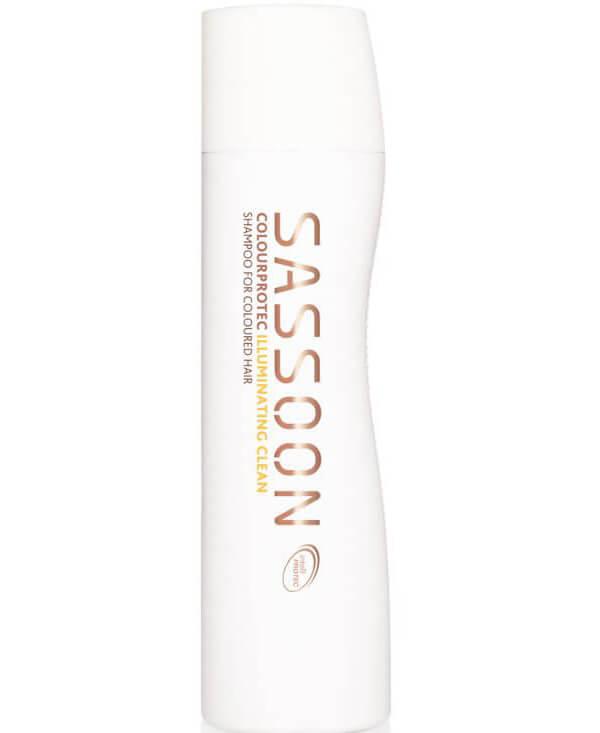 Sassoon Illuminating Clean Shampoo (250ml) ryhmässä Hiustenhoito / Shampoot & hoitoaineet / Shampoot at Bangerhead.fi (B028829)