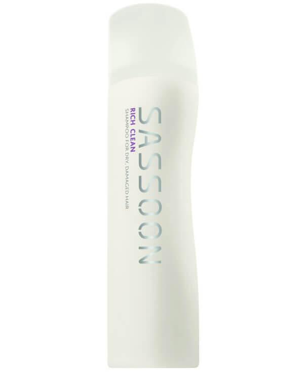 Sassoon Rich Clean Shampoo (250ml) ryhmässä Hiustenhoito / Shampoot & hoitoaineet / Shampoot at Bangerhead.fi (B028839)