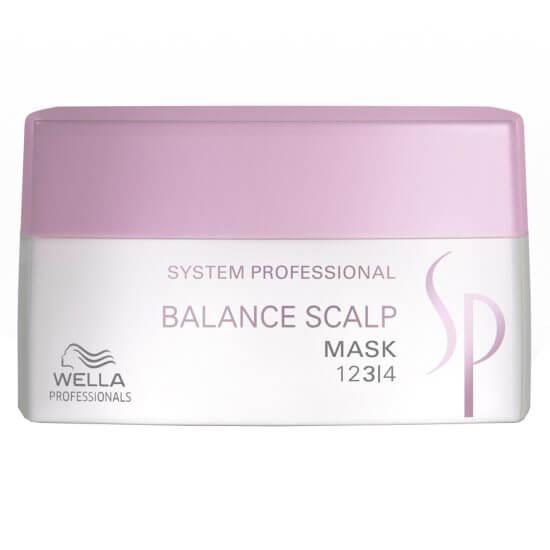 Wella SP Balance Scalp Mask (200ml) i gruppen Hårpleie / Hårkur & treatments / For hodebunn hos Bangerhead.no (B028917)