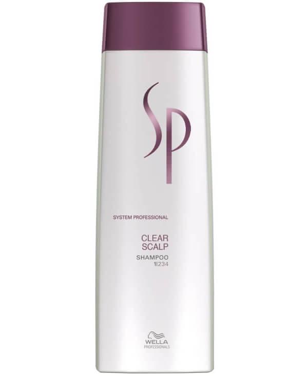 SP Clear Scalp Shampoo i gruppen Hårpleie / Shampoo & balsam / Shampoo hos Bangerhead.no (B028920)