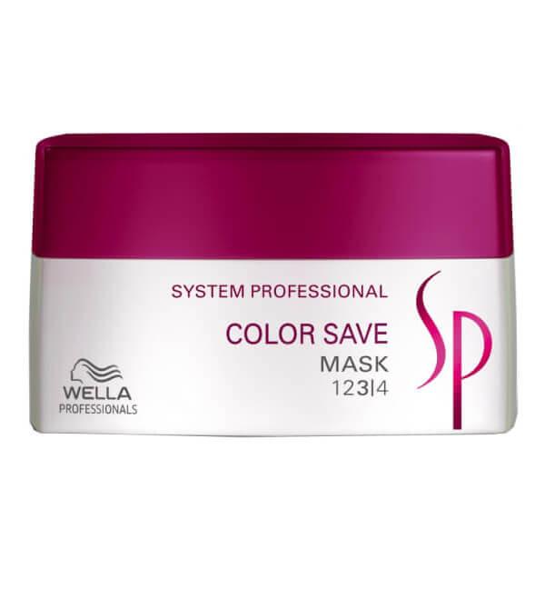 Wella SP Color Save Mask (200ml) i gruppen Hårvård / Hårinpackning & treatments / Hårinpackning hos Bangerhead (B028923)