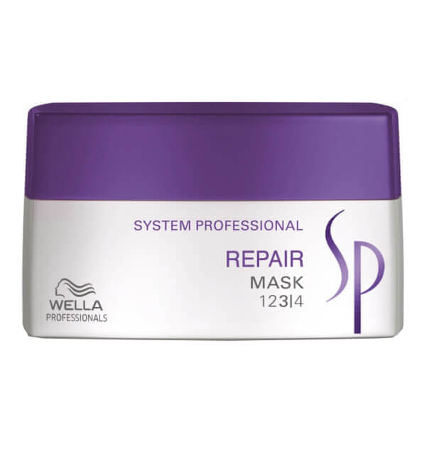 Wella SP Repair Mask (200ml) i gruppen Hårvård / Hårinpackning & treatments / Hårinpackning hos Bangerhead (B028934)