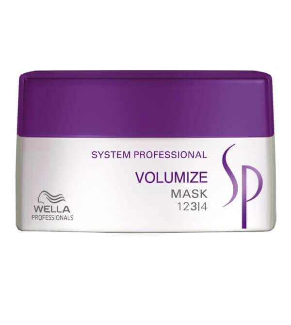 SP Volumize Mask i gruppen Hårvård / Inpackning & treatments / Inpackning hos Bangerhead (B028945)