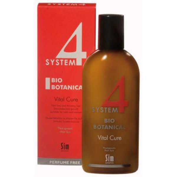 SIM Sensitive System 4 Bio Botanical Vital Cure i gruppen Hårvård / Hårinpackning & treatments / För hårbotten hos Bangerhead (B028958r)