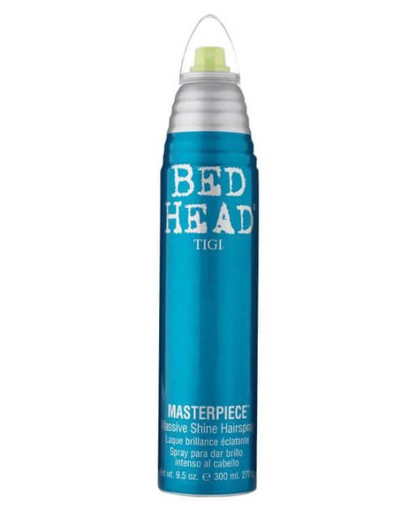 TIGI Bed Head Masterpiece Hairspray (340ml) ryhmässä Hiustenhoito / Muotoilutuotteet / Hiuslakat at Bangerhead.fi (B028998)