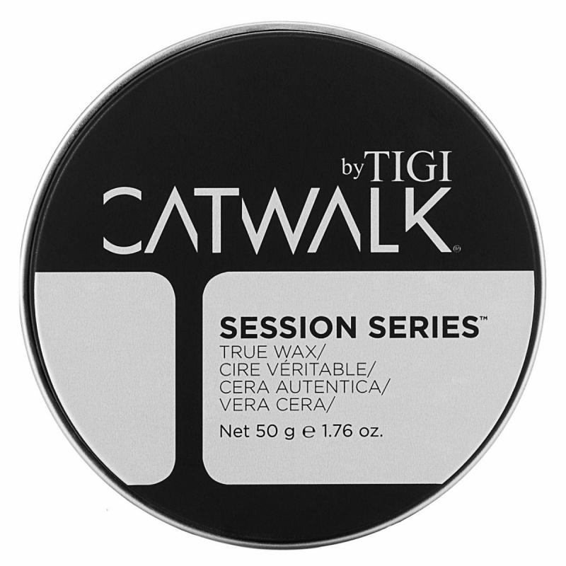 TIGI Catwalk Session Series True Wax (50g) ryhmässä Hiustenhoito / Muotoilutuotteet / Hiusvahat & muotoiluvoiteet at Bangerhead.fi (B029015)