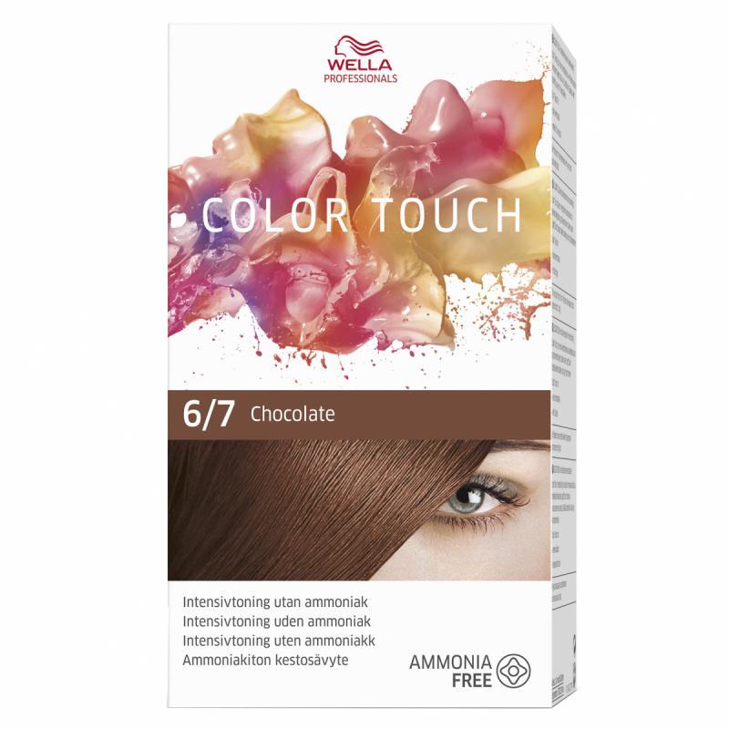Wella Color Touch OTC NEW ryhmässä Hiustenhoito / Hiusvärit / Hiusvärit & sävytteet at Bangerhead.fi (B029059r)