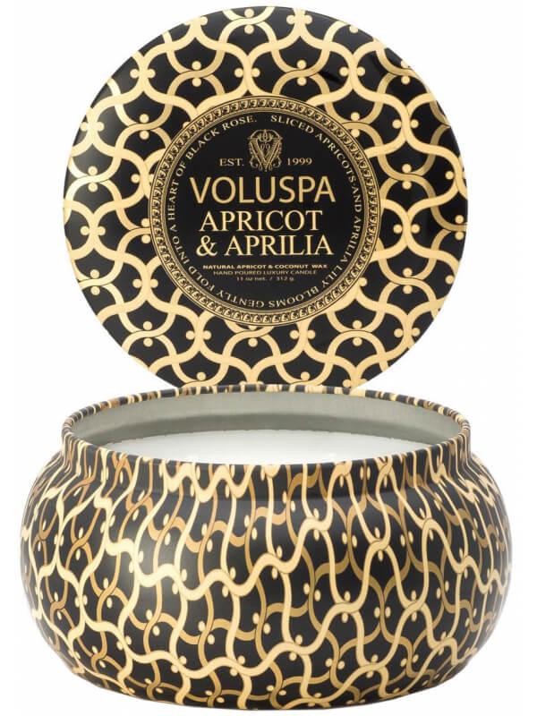 Voluspa Apricot & Aprilia i gruppen Parfyme / Hjem / Duftlys hos Bangerhead.no (B029091r)