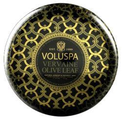 Voluspa Vervaine Olive Leaf ryhmässä Tuoksut / Tuoksukynttilät ja tuoksutikut / Tuoksukynttilät at Bangerhead.fi (B029097r)