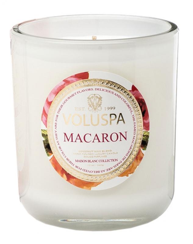 Voluspa Classic Maison Candle Macaron  i gruppen Kroppsvård & spa / Hem & Spa / Doftljus hos Bangerhead (B029101)