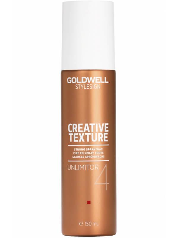 Goldwell Unlimitor Spray Wax i gruppen Hårpleie / Styling / Hårvoks & stylingpaste hos Bangerhead.no (B029472)