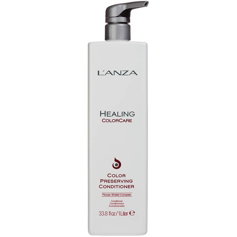 Lanza ColorCare Colorcare Conditioner (1000 ml) i gruppen Hårpleie / Shampoo & balsam / Balsam hos Bangerhead.no (B029565)
