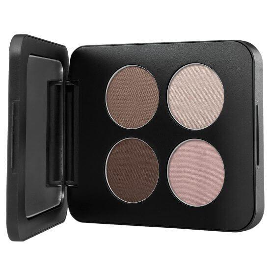 Youngblood Pressed Eyeshadow Quad i gruppen Makeup / Kinder / Ansiktspalett hos Bangerhead (B029650r)