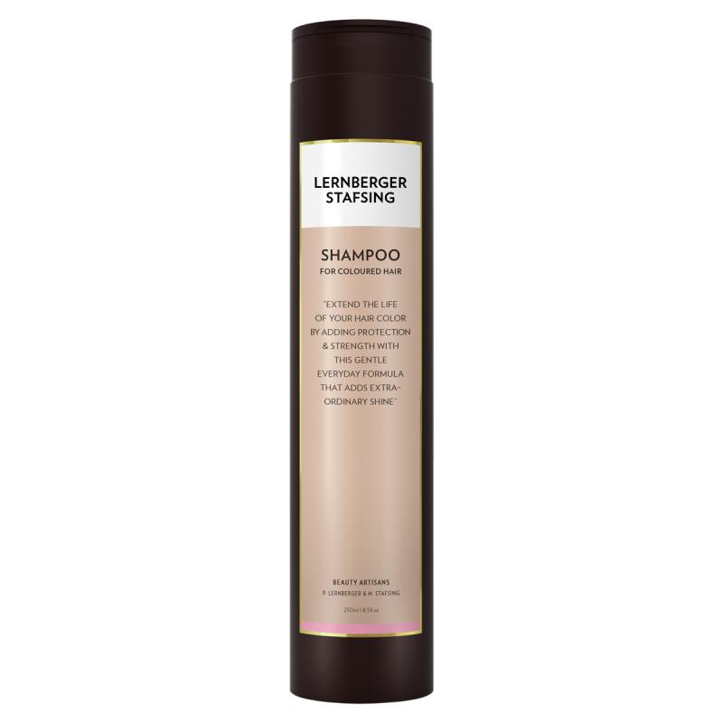 Lernberger Stafsing Shampoo Coloured Hair (250ml) ryhmässä Hiustenhoito / Shampoot / Shampoot at Bangerhead.fi (B029818)