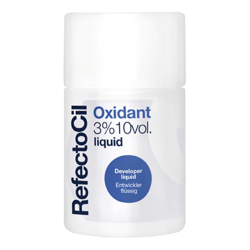 RefectoCil Oxidant 3% Liquid (100ml) ryhmässä Ihonhoito / Silmät / Ripsien & kulmien värjäys at Bangerhead.fi (B034097)