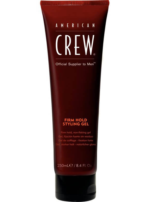 American Crew Firm Hold Styling Gel (250ml) i gruppen Hårvård / Styling / Gel hos Bangerhead (B034720)