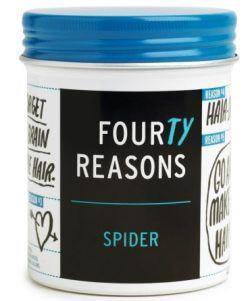 Four Reasons Spider (100ml) ryhmässä Hiustenhoito / Muotoilutuotteet / Hiusvahat & muotoiluvoiteet at Bangerhead.fi (B035570)