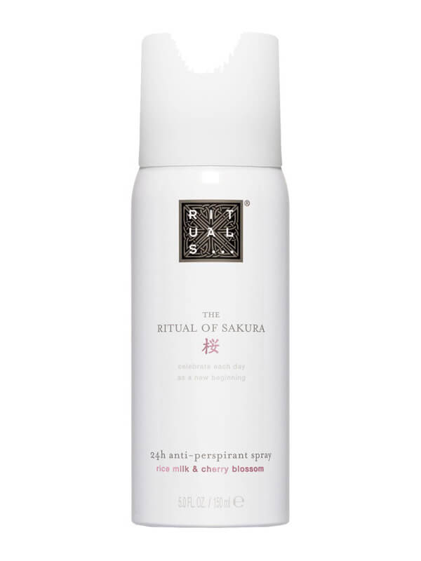 Rituals The Ritual Of Sakura Anti-Perspirant Spray (150ml) ryhmässä Editor's choice /  /  at Bangerhead.fi (B036785)