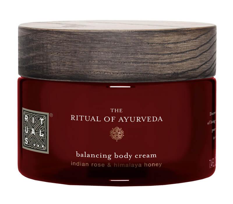 Rituals The Ritual Of Ayurveda Body Cream (220ml) i gruppen Kroppspleie  / Fuktighet / Bodylotion hos Bangerhead.no (B036795)