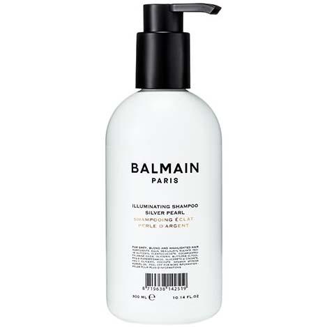 Balmain Illuminating Shampoo Silver Pearl (300ml) ryhmässä Hiustenhoito / Shampoot / Hopeashampoot at Bangerhead.fi (B036909)