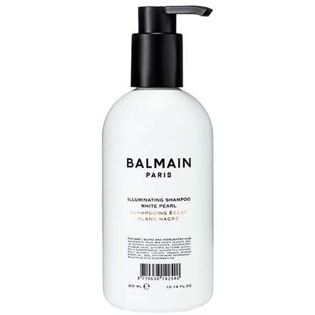 Balmain Illuminating Shampoo White Pearl (300ml) i gruppen Hårvård / Schampo  / Silverschampo hos Bangerhead (B036910)
