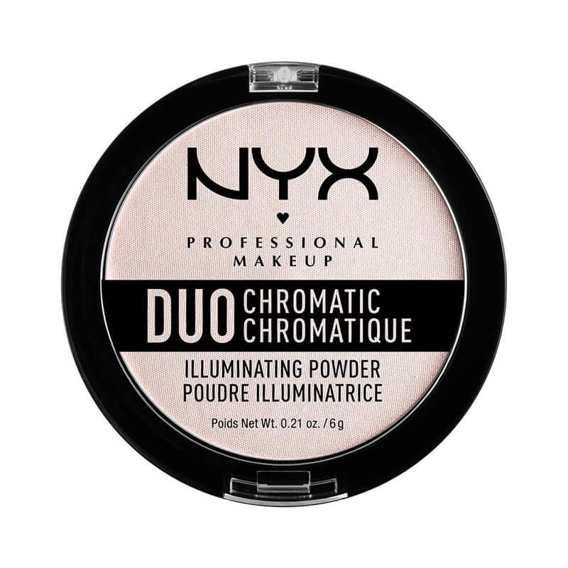 NYX Professional Makeup Duo Chromatic Illuminating ryhmässä Meikit / Poskipäät / Korostustuotteet at Bangerhead.fi (B036980r)