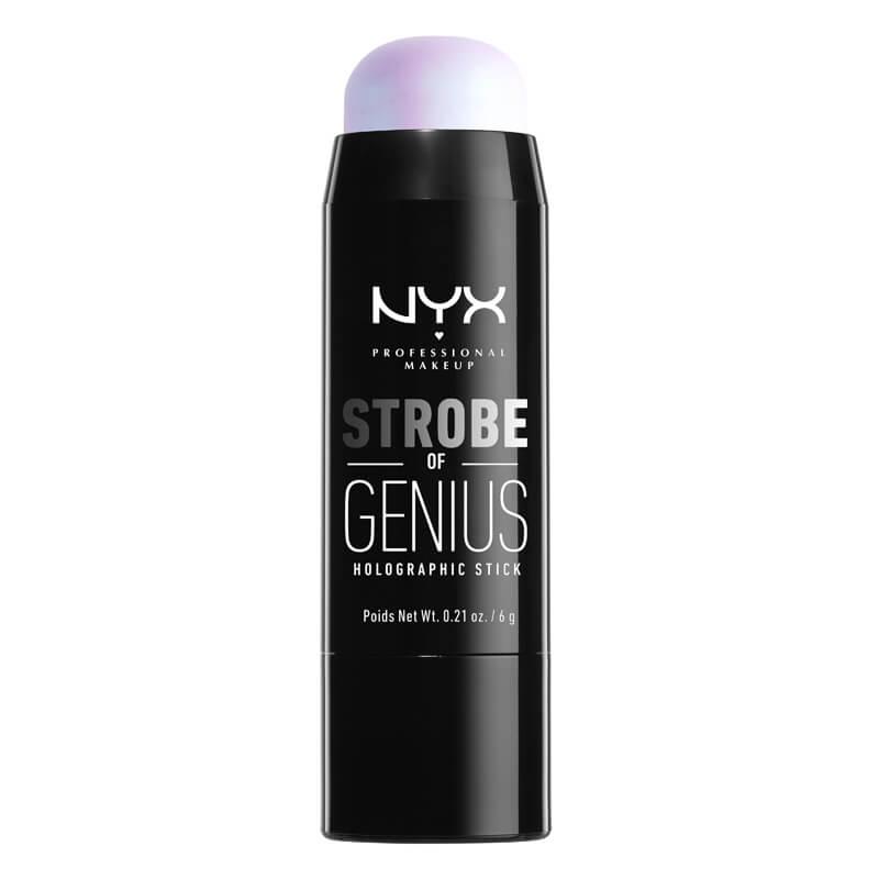 NYX Professional Makeup Strobe Of Genius Holograph ryhmässä Meikit / Poskipäät / Korostustuotteet at Bangerhead.fi (B037021r)