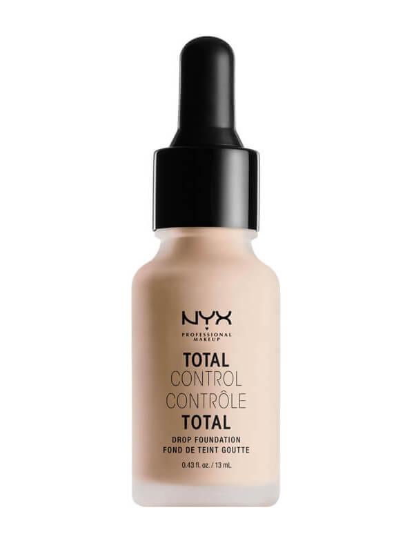 NYX Professional Makeup Total Control Drop Foundation i gruppen Smink / Bas / Foundation hos Bangerhead (B037023r)