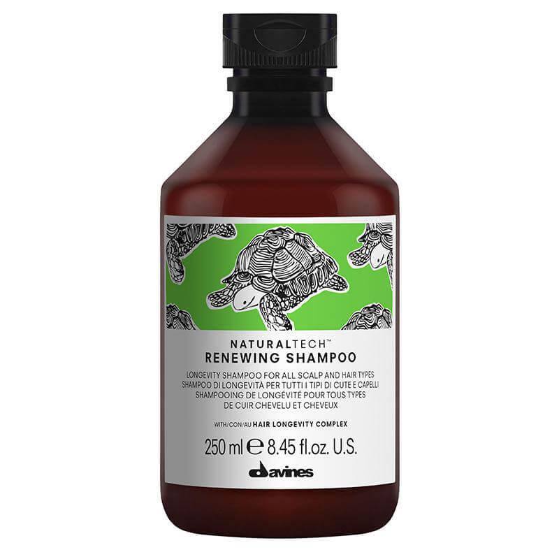 Davines Naturaltech Renewing Shampoo (250ml) i gruppen Hårvård / Schampo  / Schampo hos Bangerhead (B037053)
