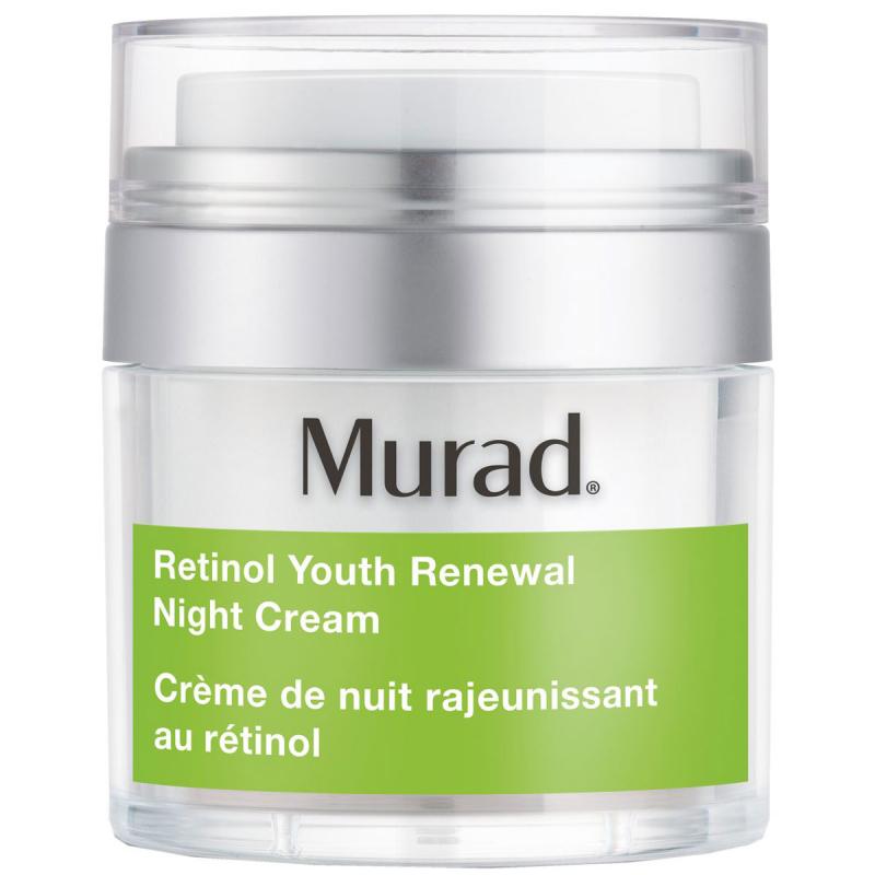 Murad Retinol Youth Renewal Night Cream (50ml) i gruppen Hudpleie / Fuktighetskrem / Nattkrem hos Bangerhead.no (B037068)
