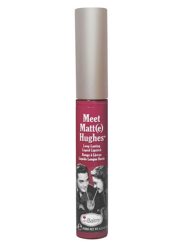 Thebalm Meet Matt(E) Hughes ryhmässä Meikit / Huulet / Liquid lipstick at Bangerhead.fi (B037137r)