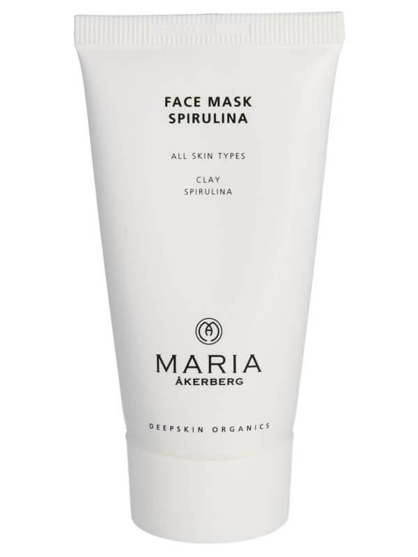 Maria Åkerberg Face Mask Spirulina (50ml)  ryhmässä Ihonhoito / Kasvonaamiot / Savinaamiot at Bangerhead.fi (B037176)