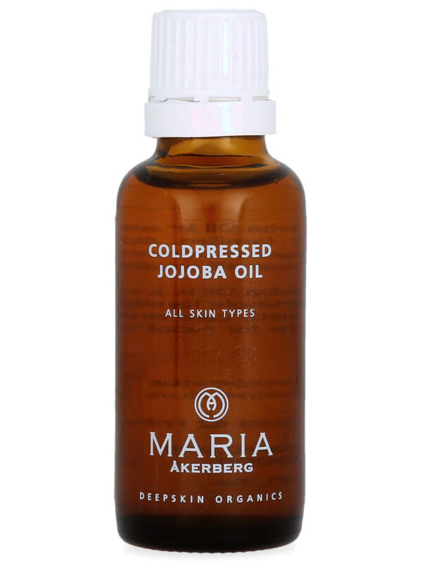 Maria Åkerberg Cold Pressed Jojoba Oil i gruppen Hudvård / Ansiktsåterfuktning / Ansiktsolja  hos Bangerhead (B037179r)