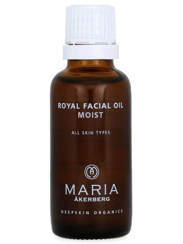 Maria Åkerberg Royal Facial Oil Moist ryhmässä Ihonhoito / Kasvoseerumit & öljyt / Kasvoöljyt at Bangerhead.fi (B038397r)
