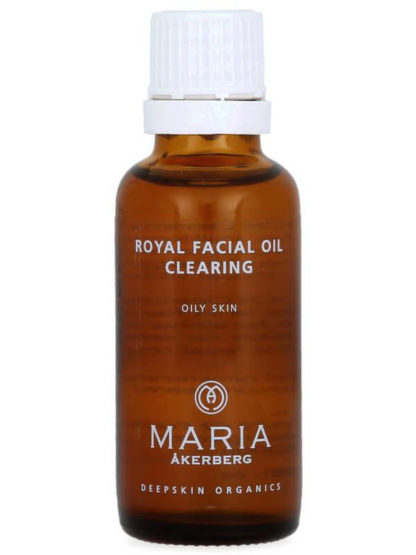 Maria Åkerberg Royal Facial Oil Clearing ryhmässä Ihonhoito / Kasvoseerumit & öljyt / Kasvoöljyt at Bangerhead.fi (B038393r)