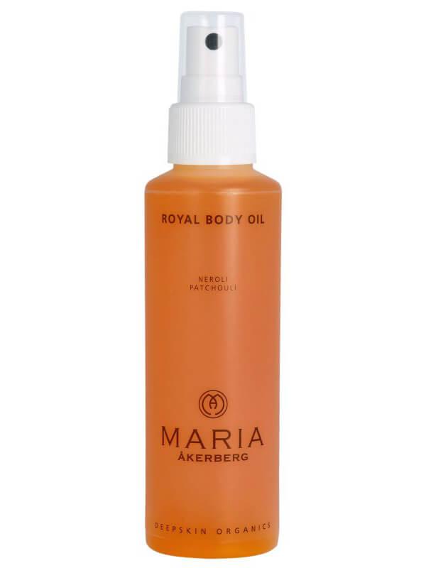 Maria Åkerberg Royal Body Oil (125ml) ryhmässä Vartalonhoito & spa / Vartalon kosteutus / Vartaloöljy at Bangerhead.fi (B037197)