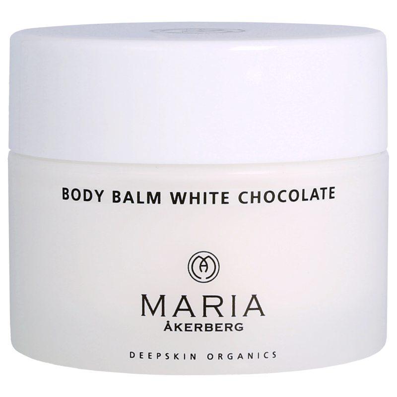 Maria Åkerberg Body Balm White Chocolate (100ml) ryhmässä Vartalonhoito  / Vartalon kosteutus / Vartalovoiteet at Bangerhead.fi (B037200)