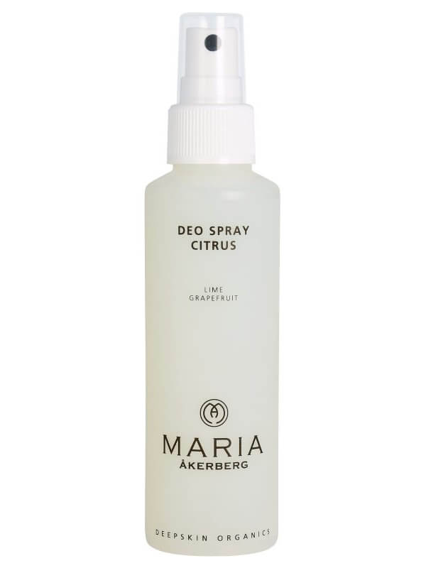 Maria Åkerberg Deo Spray Citrus (125ml)  i gruppen Parfym / Unisex / Deodorant Unisex hos Bangerhead (B037210)