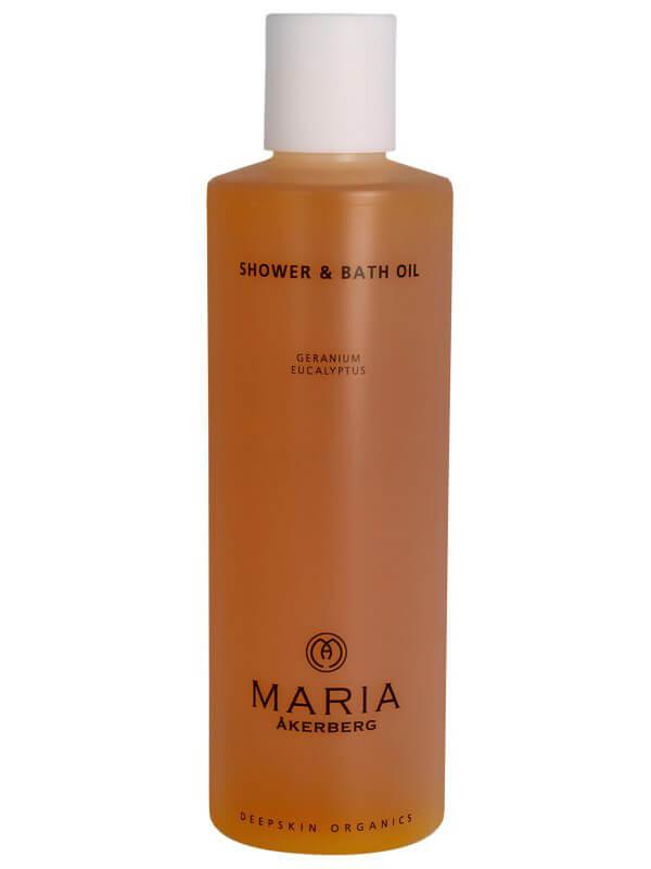 Maria Åkerberg Shower & Bath Oil ryhmässä Vartalonhoito & spa / Vartalon kosteutus / Vartaloöljy at Bangerhead.fi (B037212r)