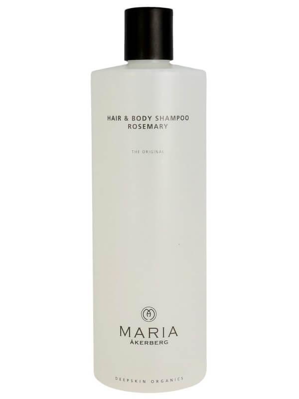Maria Åkerberg Hair & Body Shampoo Rosemary ryhmässä Hiustenhoito / Shampoot / Shampoot at Bangerhead.fi (B037216r)