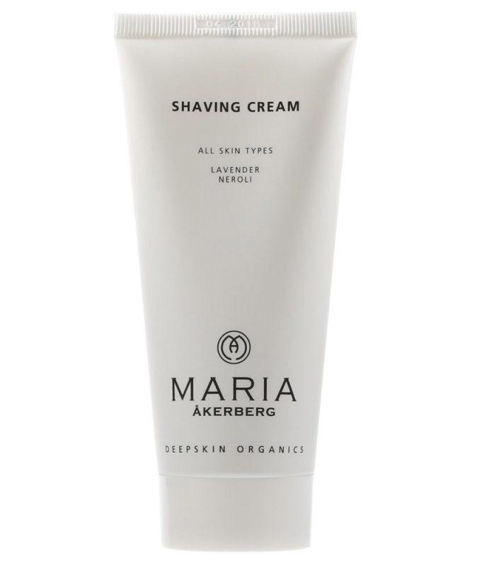 Maria Åkerberg Shaving Cream (100ml) i gruppen Kroppsvård & spa / Vegansk kroppsvård & spa hos Bangerhead (B037236)