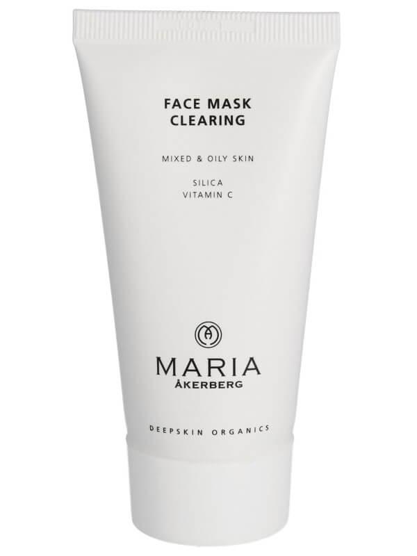 Maria Åkerberg Face Mask Clearing i gruppen Hudvård / Ansiktsmask / Lermask hos Bangerhead (B037273r)