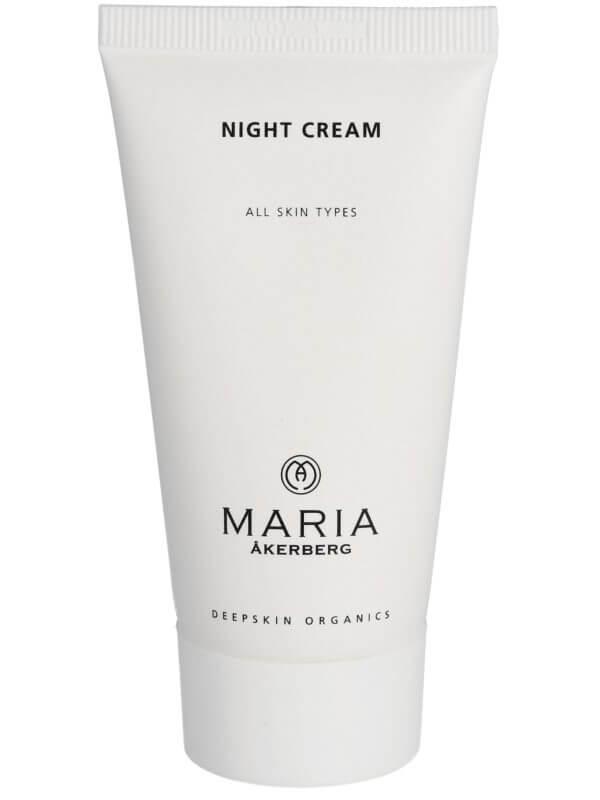 Maria Åkerberg Night Cream (50ml) ryhmässä Ihonhoito / Kasvojen kosteutus / Yövoiteet at Bangerhead.fi (B037274)